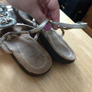 Clarks Shoes - Clarks Women's Size 10 Sandals guc